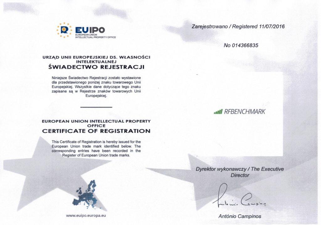 RFBenchmark_certifcate_of_registration