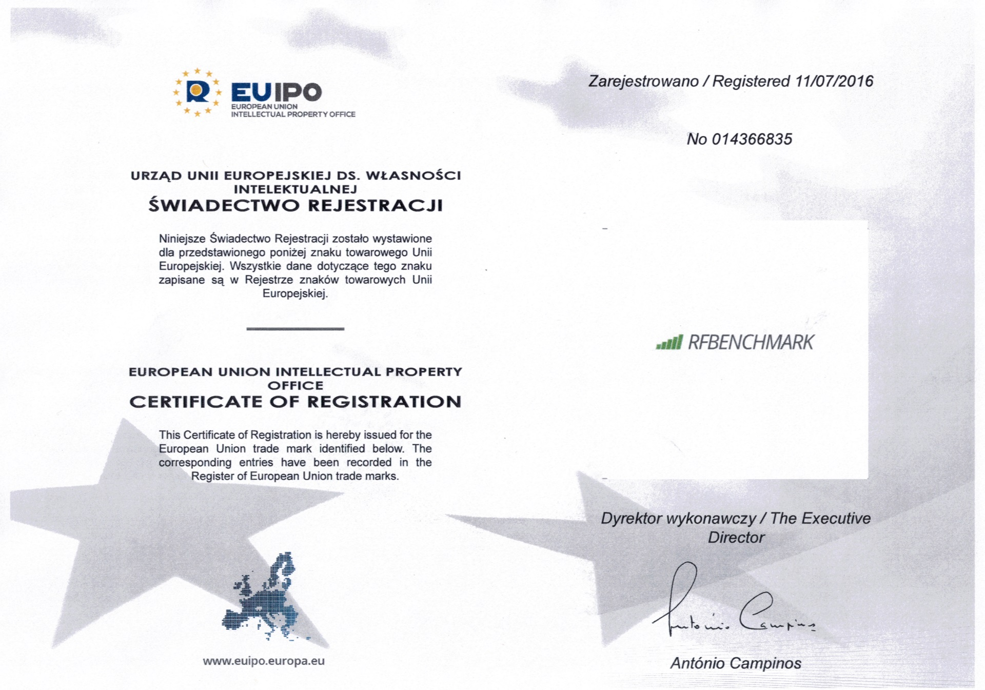 RFBenchmark_certifcate_of_registration
